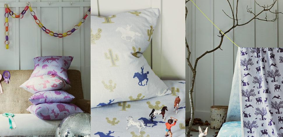 Tkaniny dla dzieci, w których maluch będzie czuł się świetnie